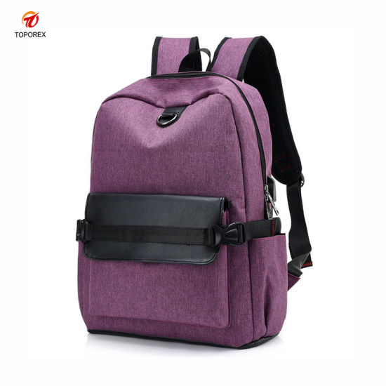 Competitive Price School Laptop Backpack Leisure Custom Bags