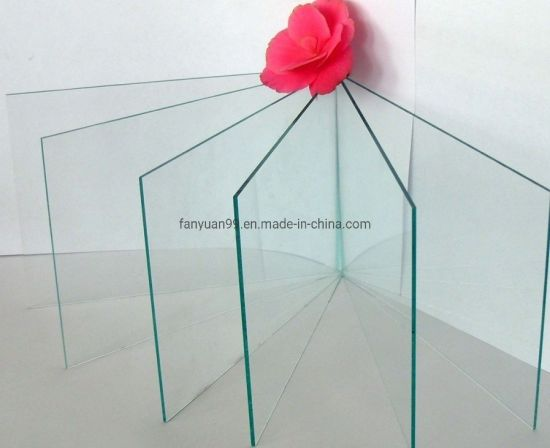 Customized Cut Size of Pictures Glass