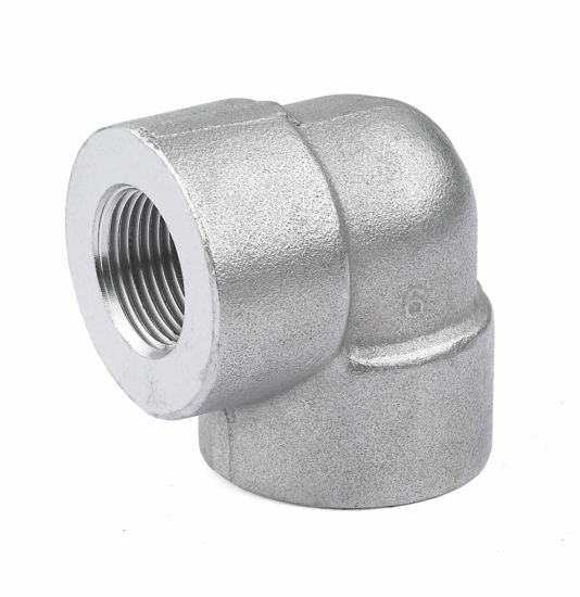 1//2 NPT Female Cap Class 150 Stainless Steel 316 Cast Pipe Fitting