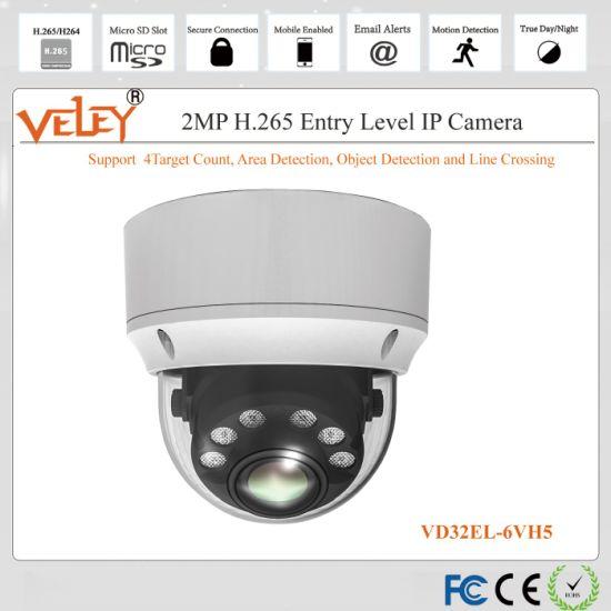Experienced CCTV Camera Supplier HD 1080P Webcam Varifocal IR Dome