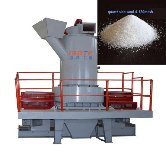 Silica Sand Production Line Quartz Stone Sand Making Machine Price