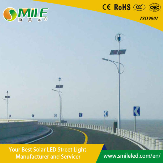 9m 80watt Outdoor LED Solar Powered Street Lighting System Solar Power for Outdoor Lighting