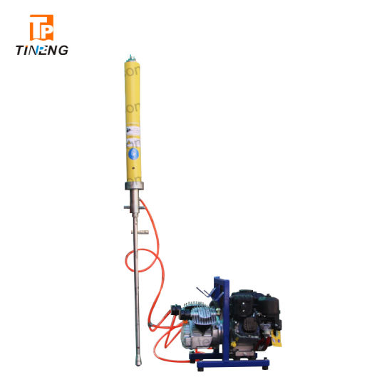 16-T0012/P Pneumatic Dynamic Cone Penetrometer DCP with 10kg and an Additional 20kg Hammer Dpl Dpm
