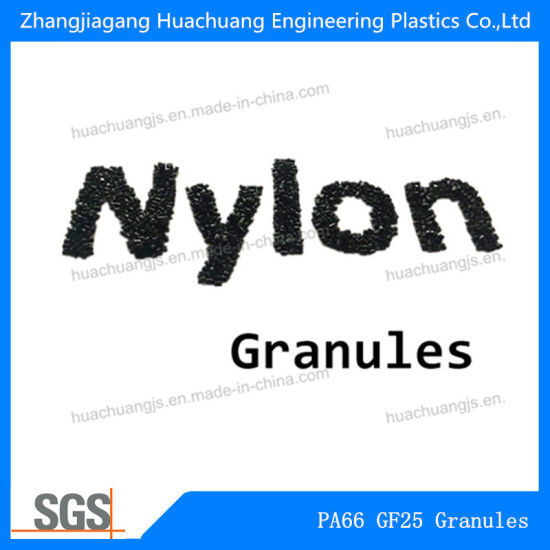 PA6.6 Granules with Glass Fiber Plastic Raw Material