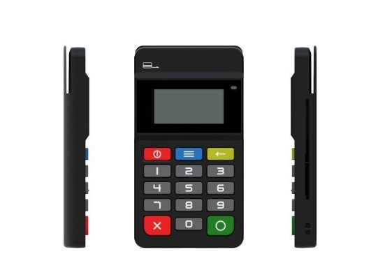 Point of Sales Safety Payment Device EMV Credit Card Reader Mini Handheld POS MP45 pictures & photos