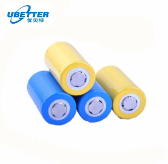 32650 3.2V 6000mAh Lithium LiFePO4 Battery Electric Vehicle Power Battery Power Solar Street Lamp Lithium Battery pictures & photos