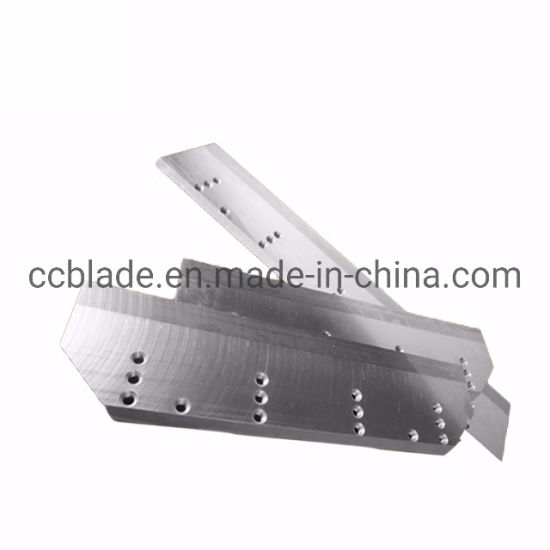 HSS Tct Alloy Paper Cutting Knives Guillotine Blade for All Brands Paper Cutting Machines