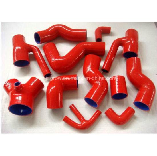 Silicone Radiator Coolant Hose Kit for Audi S4 B5 2 7L Bi Turbo 1997-2001 &  A6 C5 2 7L Bi-Turbo 1999-2005