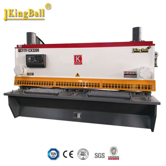 China Promotion Products of Hydraulic Punching and Shearing Machine