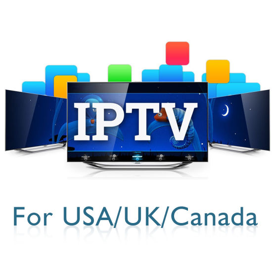 China Different IPTV Package Lifetime Service USA Canada IPTV