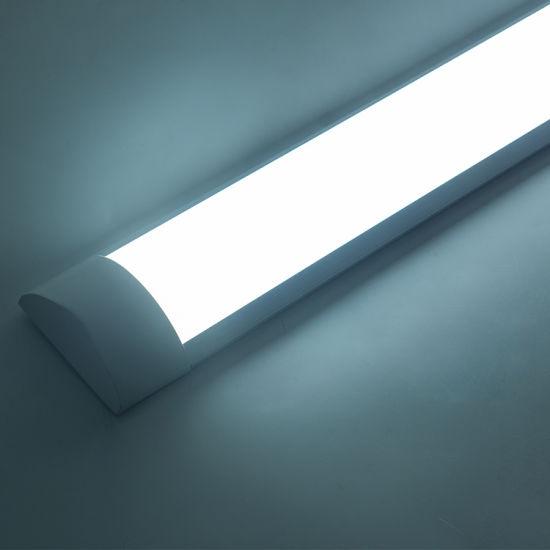 20W 40W LED Flat Tube, LED Batten Light, LED Linear Light