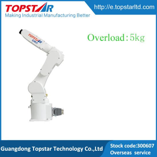China 6 Dof Arduino Powered Robot Arm - China Robot Arm