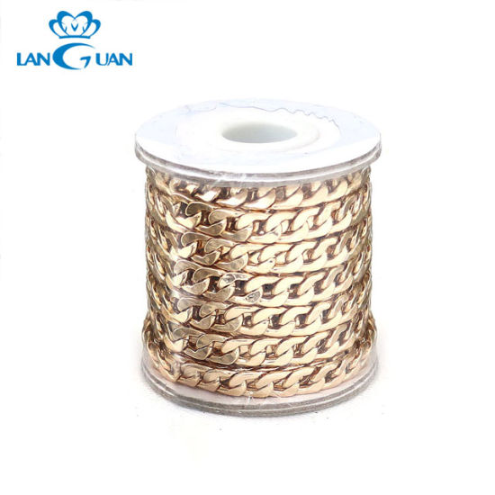 Decorative Fashionable Bag Parts Chain for Bag Accessory
