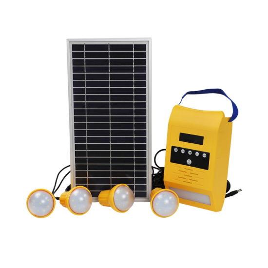 Handle Solar Home Lighting Kits