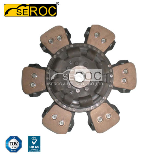 Massey Ferguson Clutch Disc for Tractor Spare Parts Clutch Plate Mf399