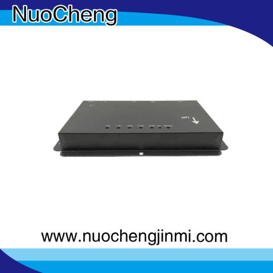Customized Metal Enclosure Aluminum Stamping Parts Electronic Case