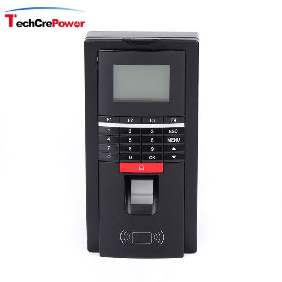 F20 Multifunction Induction Screen Standalone Keypad RFID Access Control pictures & photos