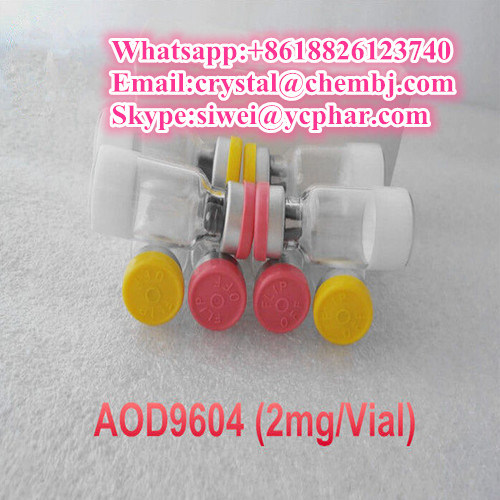 China Aod9604 Injectable Peptide Aod-9604 CAS 221231-10-3 for
