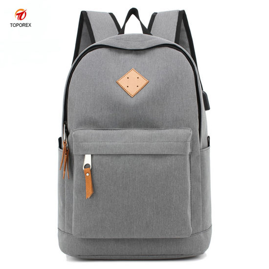 d1e1a946fe9d China Factory Sale School Backpack Teenager Leisure Laptop Shoulder ...