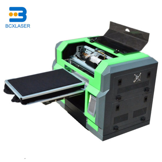 China High Speed! DTG Digital T Shirt Printer A3 DTG