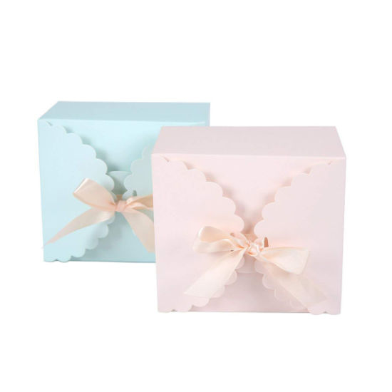 Wholesale Luxury Paper Cake Dessert Food Packaging Box pictures & photos