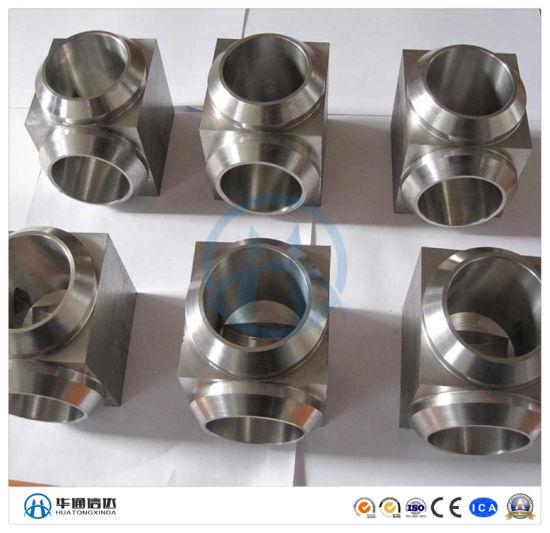 High Pressure Forged Steel Socket Welded Pipe Fittings