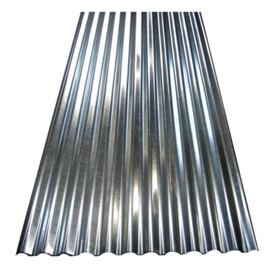 Building Material Galvanized Wave Type Corrugated Roofing Sheet