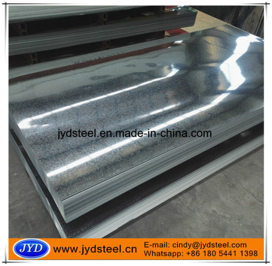 Cold Rolled Technique Galvanized Steel Sheet Gi pictures & photos
