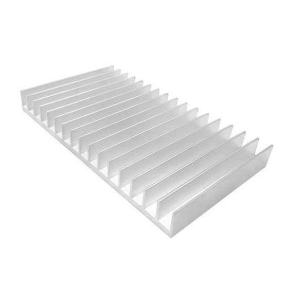 OEM Aluminum Extrusion Heat Sink