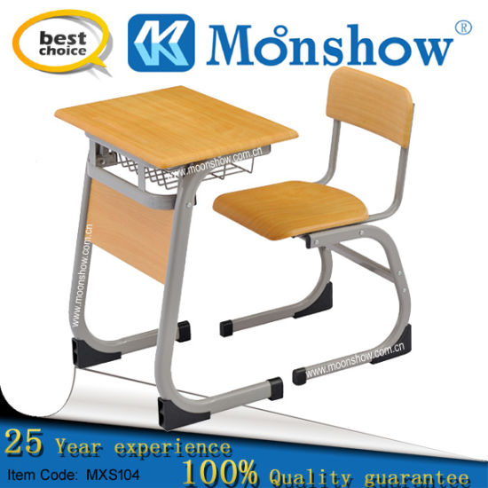 School Student Study Table with Chair Set with Cheap Price