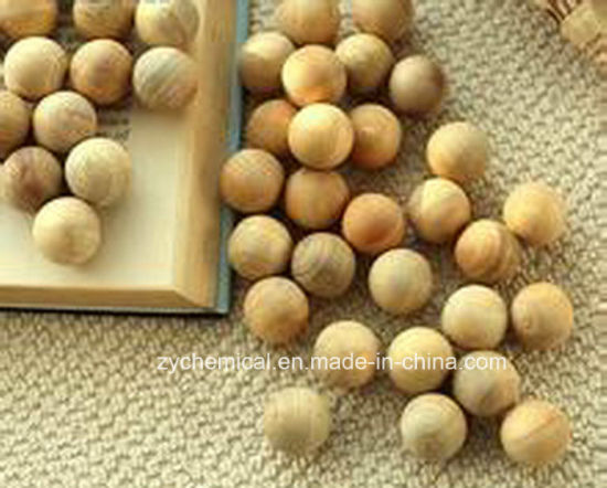 Camphor Wood Ball, Naphthalene Balls Mothball, Natural Pest Control, Incense Anti-Mildew Refined pictures & photos