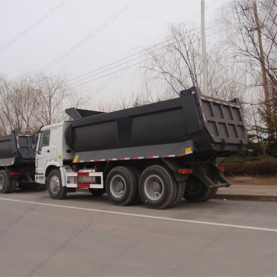 China for Sinotruk HOWO Dump Truck with The Lowest Price pictures & photos