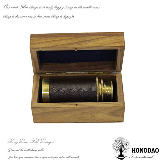 Hot Item Hongdao Wood Box Hot Sale Customized Small Wooden Gift Box D