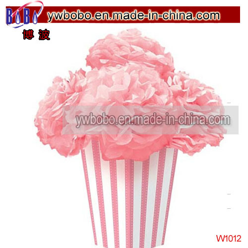 Birthday Party Supply Wholesale Yiwu China Service Wedding Decoration Buying Agenting (B6001) pictures & photos