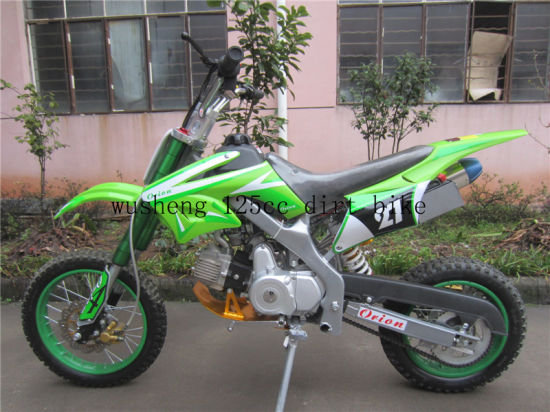 125cc High Quality Crf Pit Bike Racing Pit Bike Mini Cross Wusheng Dirt Bike Et-Db012 pictures & photos
