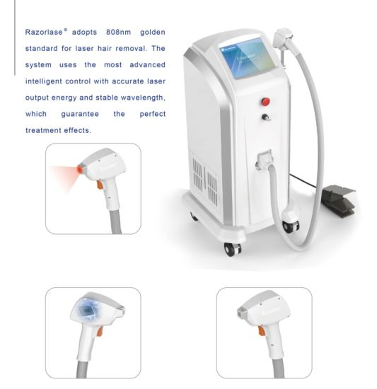 Diode Laser Beauty Salon Equipment Hair Epilation Pain Free pictures & photos