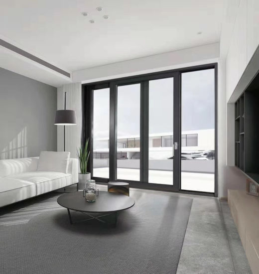 Sound-Proof and Thermal Break Aluminum Sliding Doors and Windows Wholesale