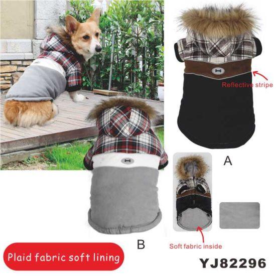 China Winter Designer Dog Clothes ((YJ82296) - China Cheap Dog