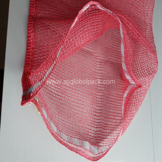 Onion PP L-Sewing Mesh Bag pictures & photos