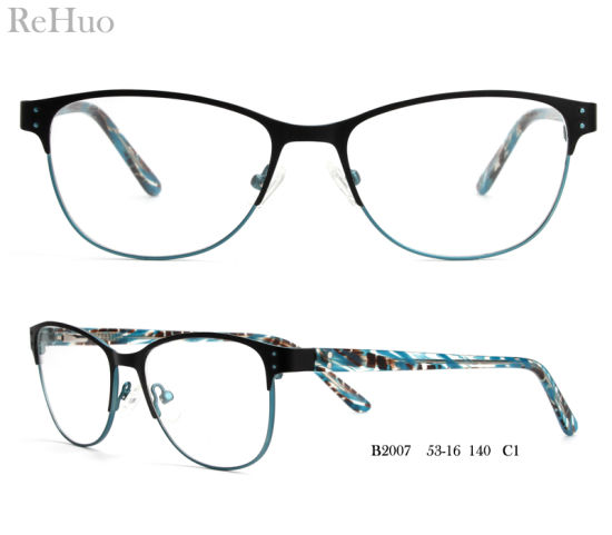 d1f5362fec5 China Higher Quality Metal Eyeglasses Frames for Man - China ...