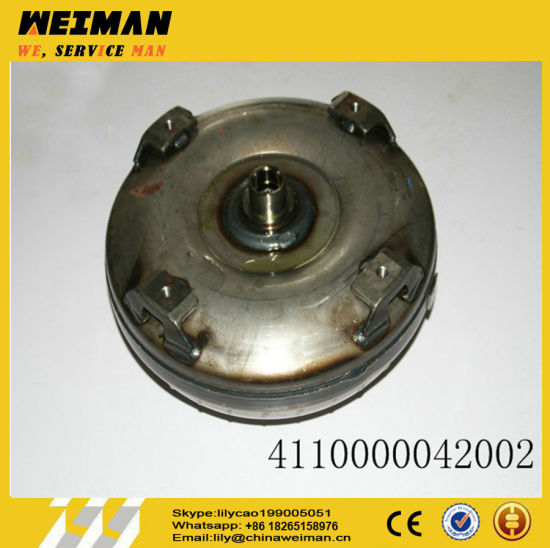 China Wheel Loader Zf Transmission Parts Torque Convertor 4168034034