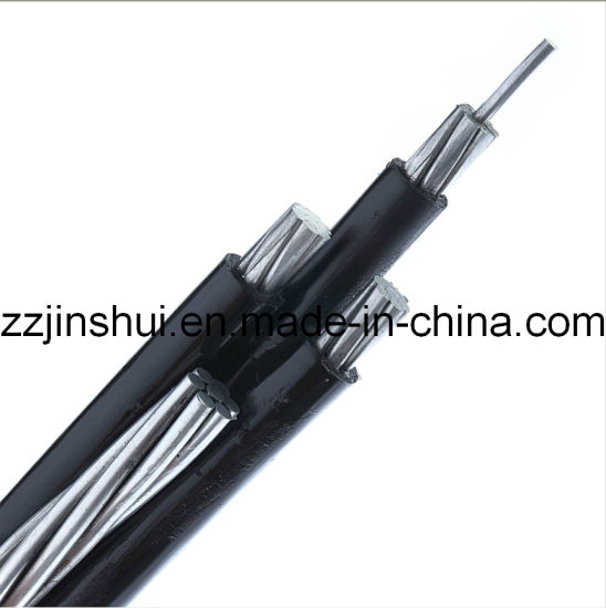 Control XLPE Electrical PVC Rubber Copper ABC Insulated AAAC/AAC Cable pictures & photos