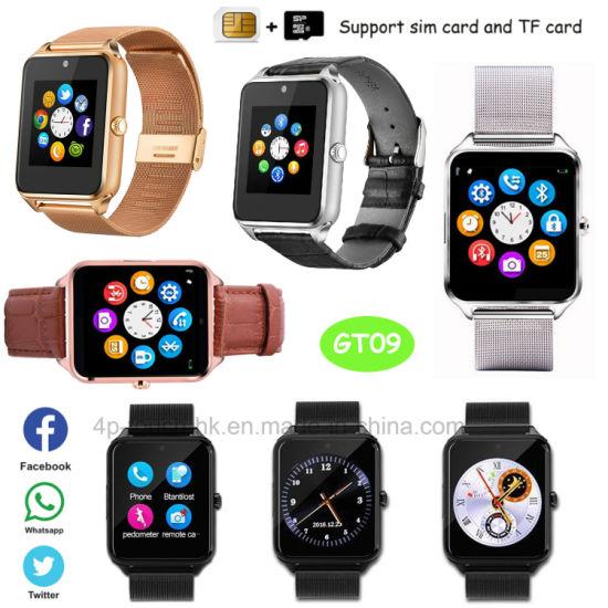 Door Gift Bluetooth Smart Watch Phone with Touch Screen Gt09  sc 1 st  Hong Kong Yushengchang Technology Co. Limited & China Door Gift Bluetooth Smart Watch Phone with Touch Screen Gt09 ...
