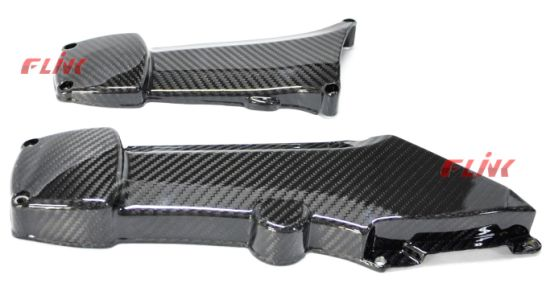 f3f21754adfe Motorcycle Carbon Fiber Parts Belt Covers (D7503) for Ducati 600 750ss  pictures