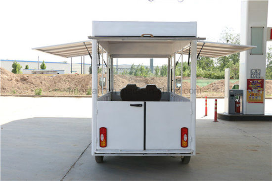 Mobile Restaurant and Mobile Kitchen Vehicle pictures & photos