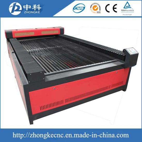Bigger Size Fabric/Leather/MDF CO2 Laser Cutting Machine pictures & photos
