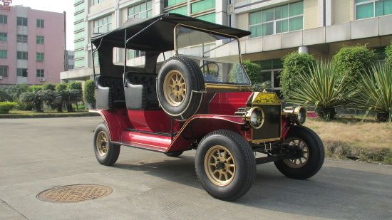 Old Fashion Chinese Golf Cart 5 Seater Elegant Model T Car - China on burning man golf carts, performance golf carts, cheap golf carts, work golf carts, 1930s style golf carts, nostalgia golf carts, cool golf carts, antique golf carts, creative golf carts, collegiate golf carts, most popular golf carts, modern golf carts, commercial golf carts, animal print golf carts, resort golf carts, 1970's golf carts, sport golf carts, replica golf carts, automobile golf carts, customizable golf carts,