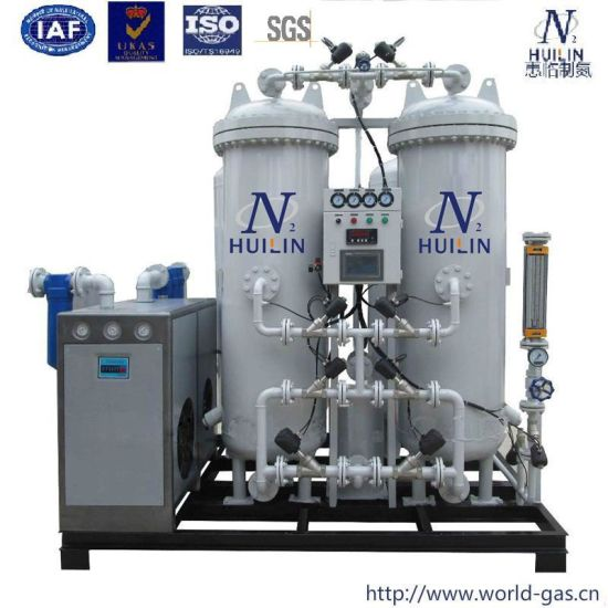 China Manufacturer High Putiry Psa Nitrogen Generator pictures & photos