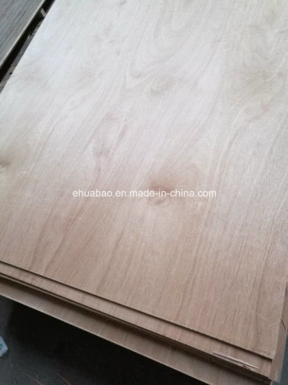 18mm Bintangor/Okoume/Red Pencil Ceder Commercial Plywood for Furniture or Decoration pictures & photos