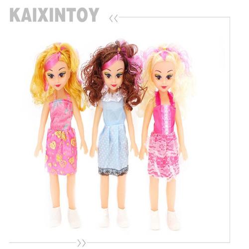 """18"""" Fashion Doll Popular Girls Favor Craft Toys"""